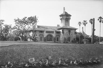 Exterior View of Mar-A-Lago