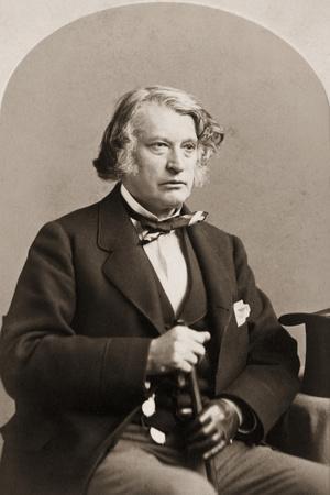 Portrait of Charles Sumner