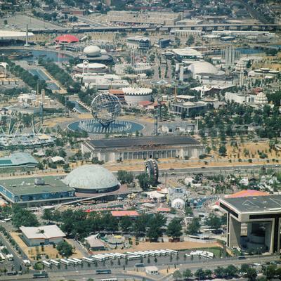 View of World's Fair