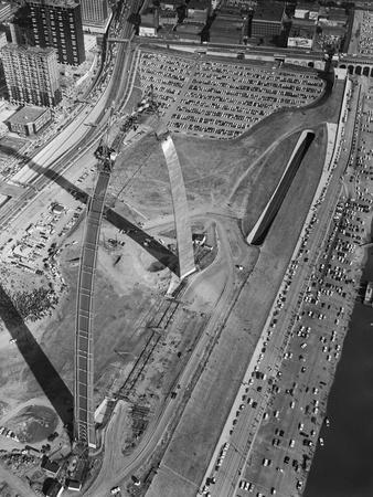 Aerial View/Keystone Placing;Jeff.Monume
