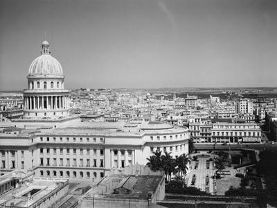 Havana Capitol Area