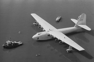 Howard Hughes' Spruce Goose