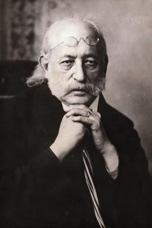Portrait of Isaac Mayer Wise