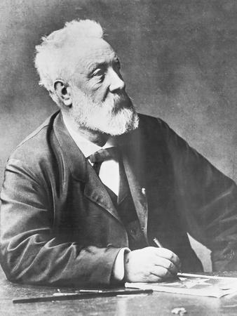 Portrait of Jules Verne