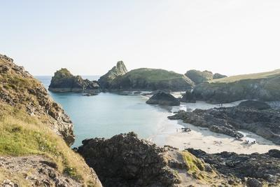 Lizard Peninsula, View of Kynance Cove