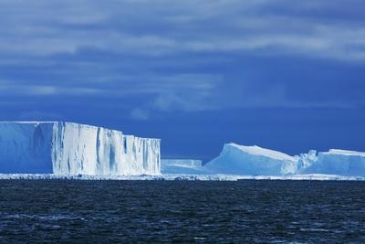 Iceberg on Antarctica