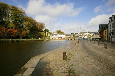 Old Town, Morbihan Gulf, Auray, France
