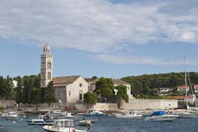 Franciscan Monastery, Hvar Town, Hvar Island, Croatia