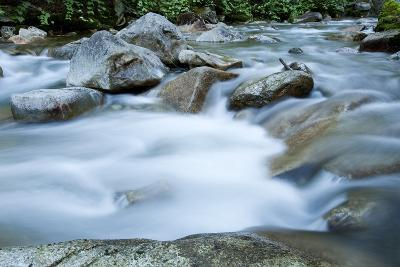 River in White Mountains, New Hampshire