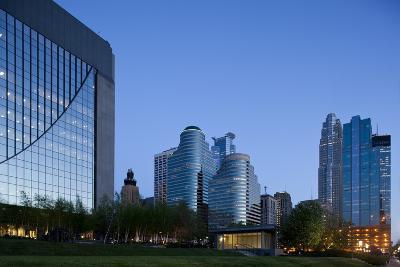 Office Buildings, Minneapolis, Minnesota