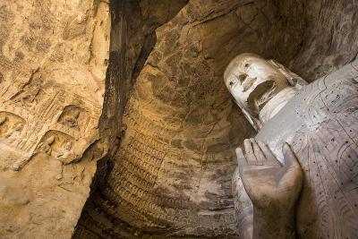 Buddha Caves, Datong, Shanxi Province, China