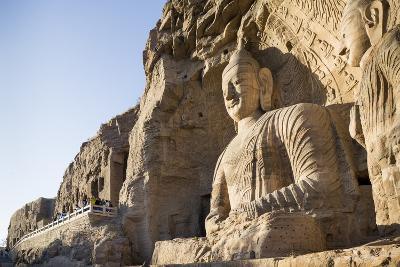 Buddha Cave, Datong, Shanxi Province, China