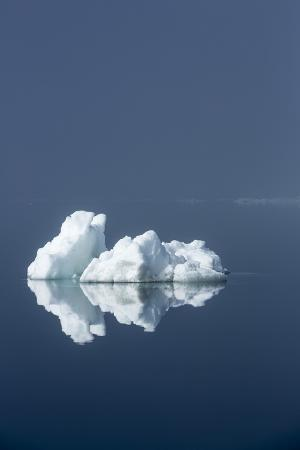 Sea Ice, Nunavut Territory, Canada