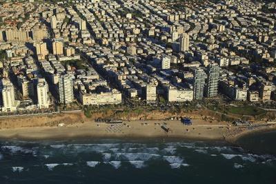 Tel Aviv from Above.