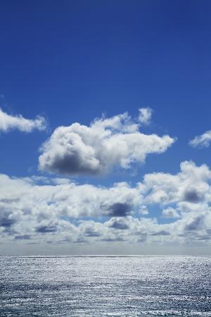 Cloud Impression at Ocean