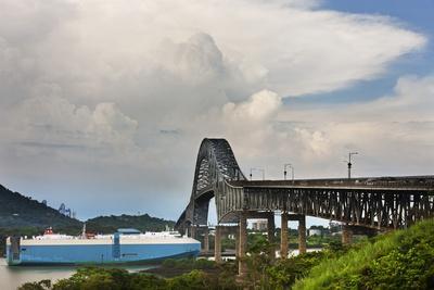 The Puente De Las Americas near Panama City.
