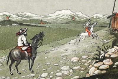 Don Quixote C1910