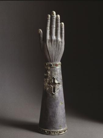 Hand and Arm Reliquary
