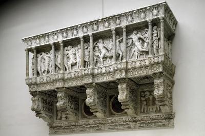 Cantoria (Singing Tribune), by Luca Della Robbia