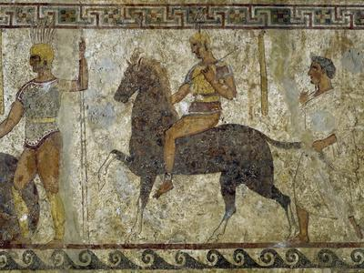 Samnite Warriors and Riders