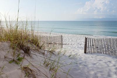 Beautiful Beach at Sunrise