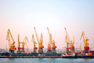 Harbour Cranes