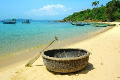Picturesque Sea Landscape. Vietnam