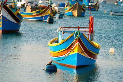 Colored  Boats, Malta