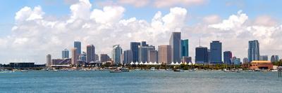 City of Miami Florida Cityscape of Downtown