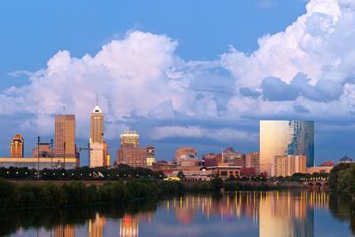 Indianapolis Skyline.
