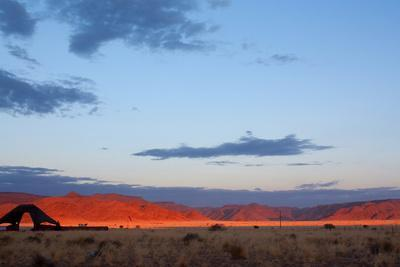 Landscape in Namibia