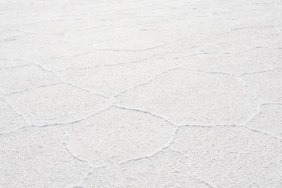 Salar De Uyuni, Bolivia - Salt Texture