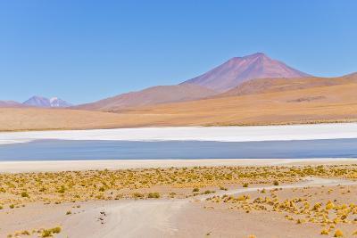 Bolivia, Antiplano - Canapa Lake