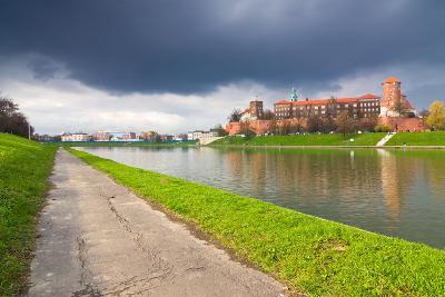 Royal Castle in Wawel, Krakow, Poland