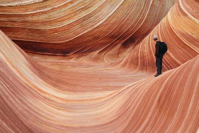 Hiking the Wave