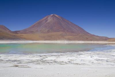 Salar De Uyuni - Uyuni Salt Lake in Bolivia.