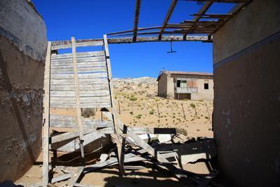 The Ghost City in Kolmanskop