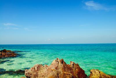 Tropical Sea Shore
