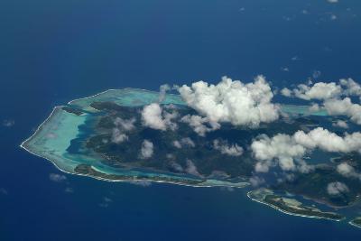 South of Huahine Island