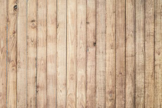 Light Brown Wood Background Photographic Print By Naihei