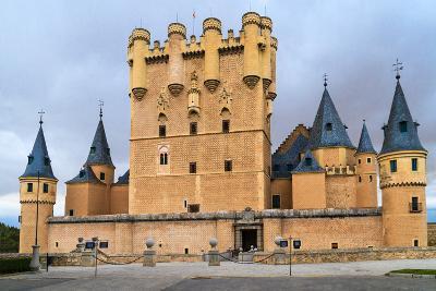 Alcazar of Segovia (Spain)