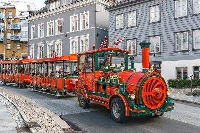Road Sightseeing Train in Bergen