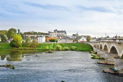 Old Town of Amboise, France