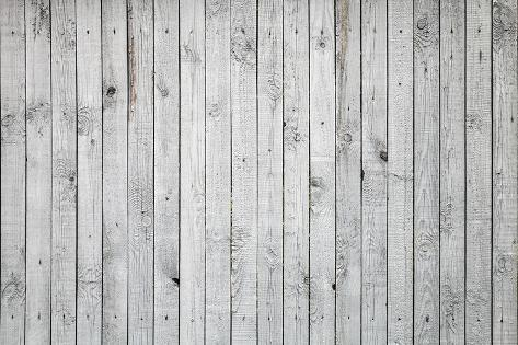 Background Texture Of Old White Painted Wooden Lining Boards Wall  Photographic Print By Eugene Sergeev At AllPosters.com