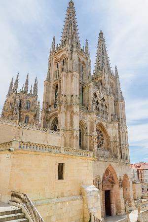 Cathedral of Burgos Entrance