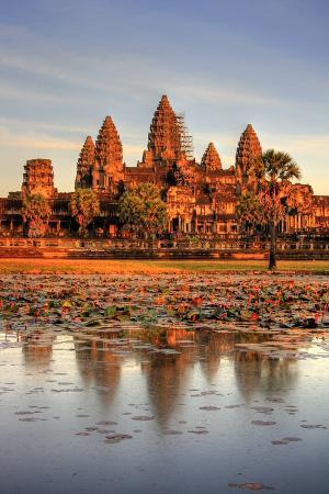 Angkor Wat - Siam Reap (Cambodia)