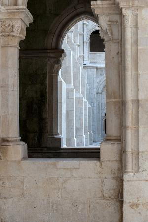 Foreshortening, Monastry of Alcobaca (Portugal)