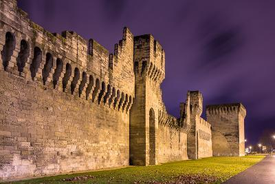 Defensive Walls of Avignon, A Unesco Heritage Site in France