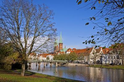 City of Lubeck, Germany