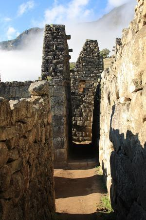 Abandoned City of Machu Picchu